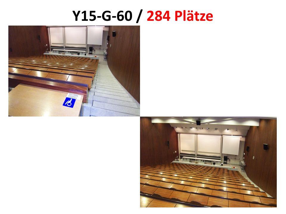 Y15-G-60 / 284 Plätze