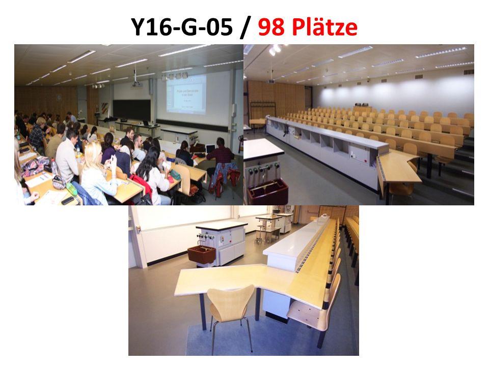 Y16-G-05 / 98 Plätze