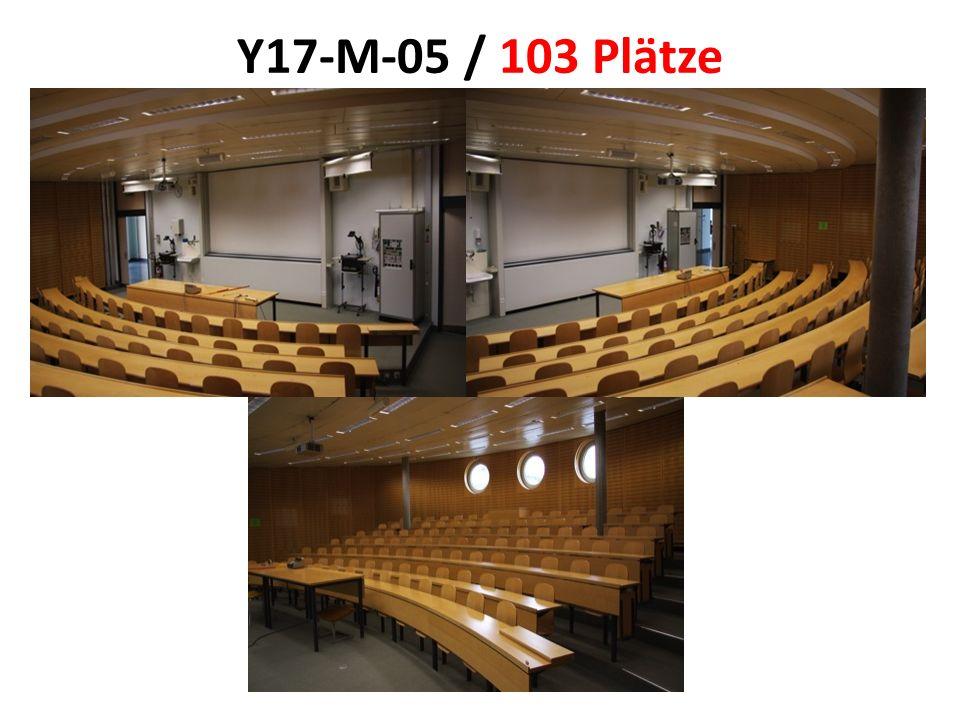 Y17-M-05 / 103 Plätze