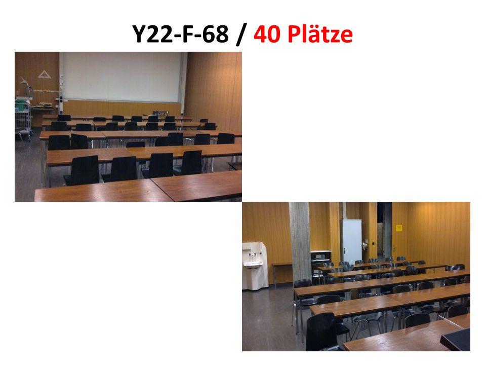 Y22-F-68 / 40 Plätze