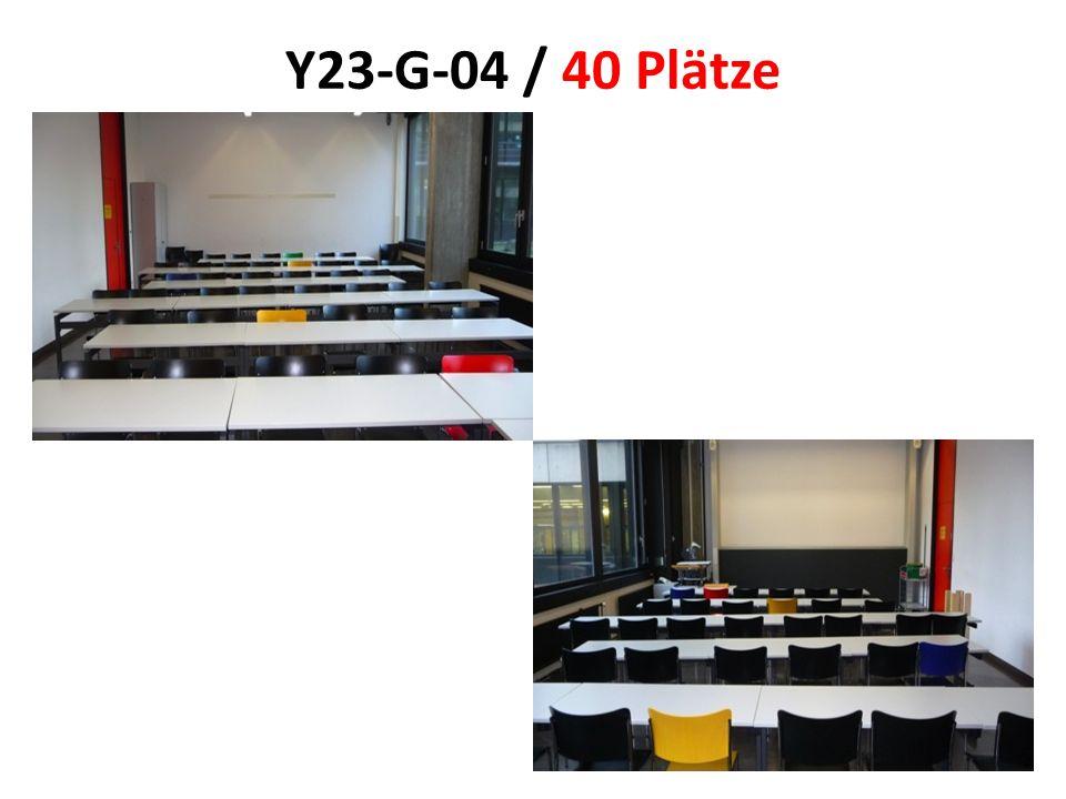 Y23-G-04 / 40 Plätze