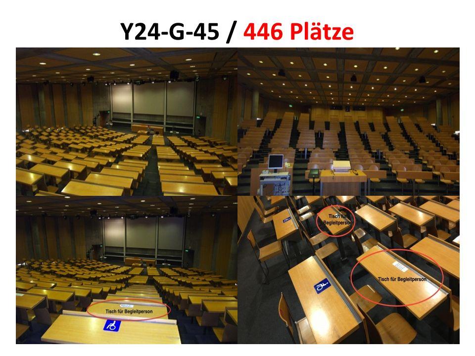 Y24-G-45 / 446 Plätze