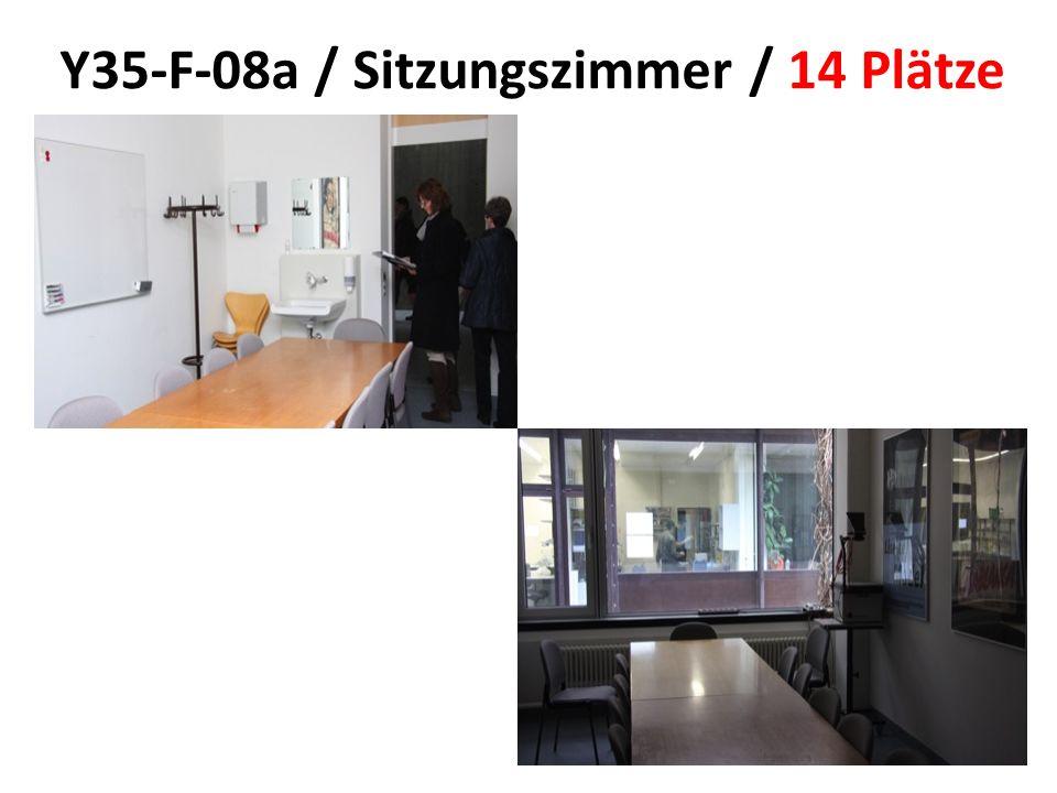 Y35-F-08a / Sitzungszimmer / 14 Plätze