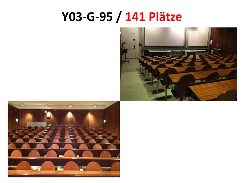 Y03-G-95 / 141 Plätze