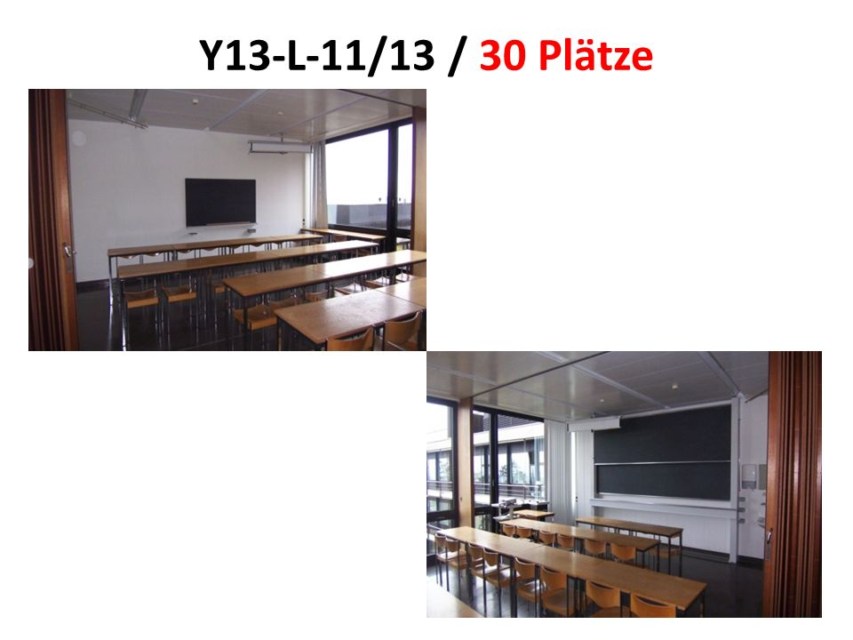 Y13-L-11/13 / 30 Plätze