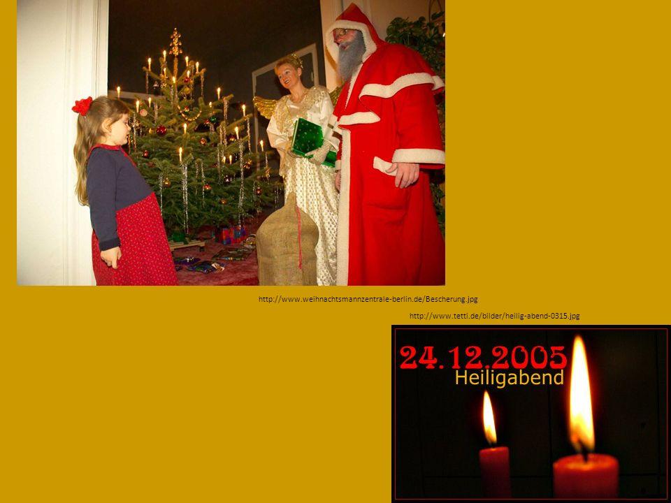 http://www.weihnachtsmannzentrale-berlin.de/Bescherung.jpg http://www.tetti.de/bilder/heilig-abend-0315.jpg.