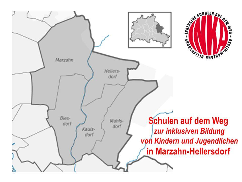 Schulen auf dem Weg in Marzahn-Hellersdorf