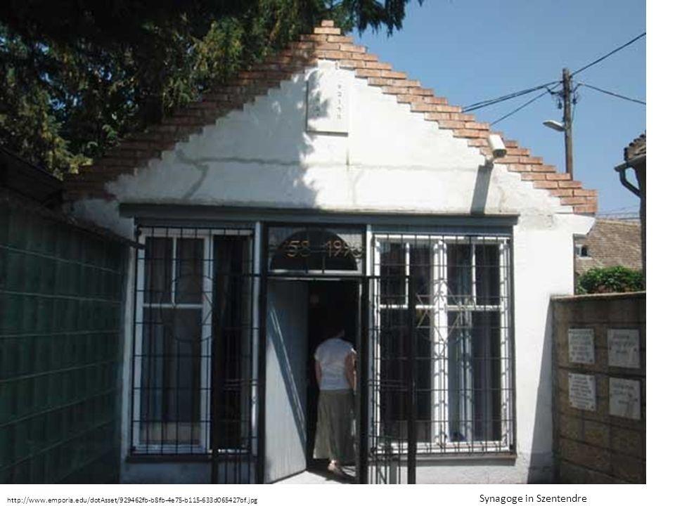 Synagoge in Szentendre