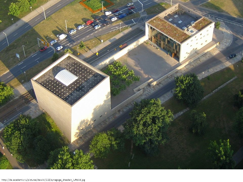 http://de. academic. ru/pictures/dewiki/115/synagoge_dresden_luftbild