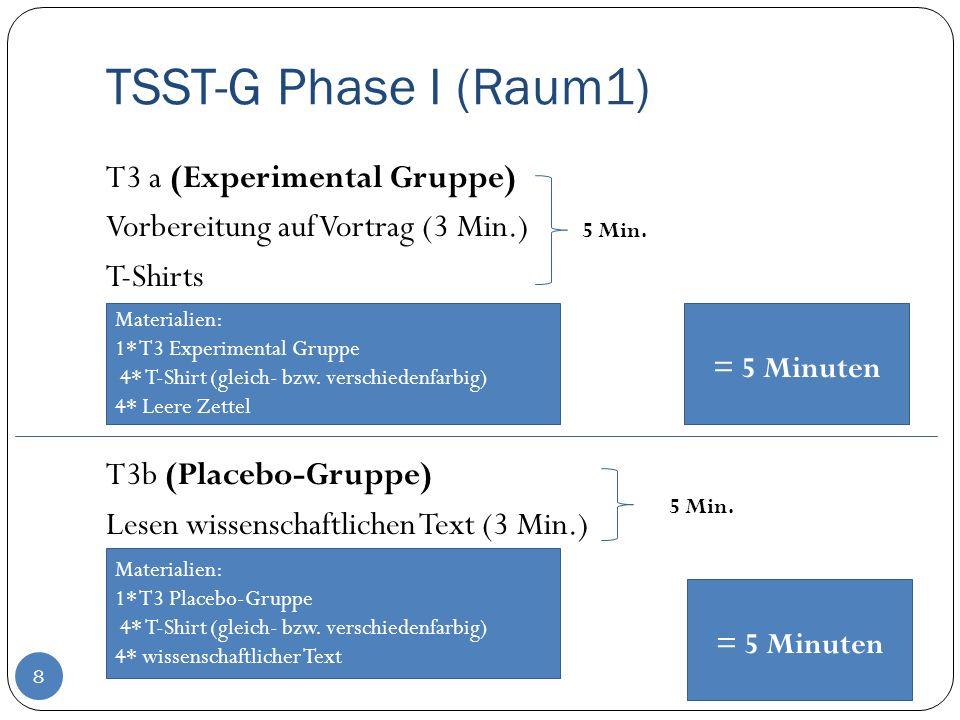 TSST-G Phase I (Raum1)