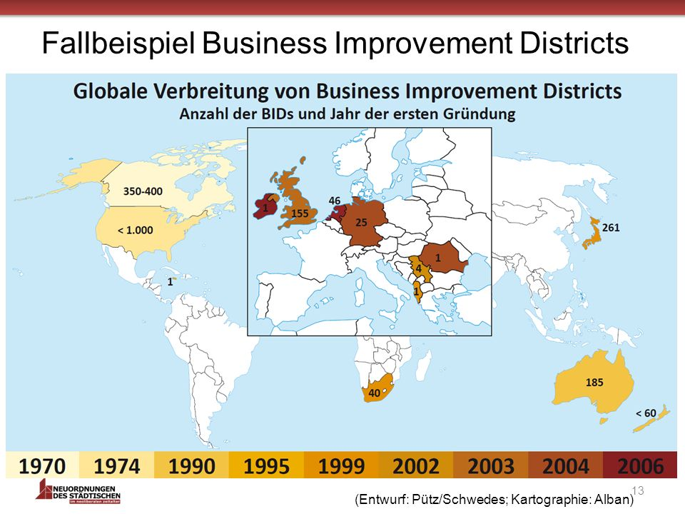 Fallbeispiel Business Improvement Districts