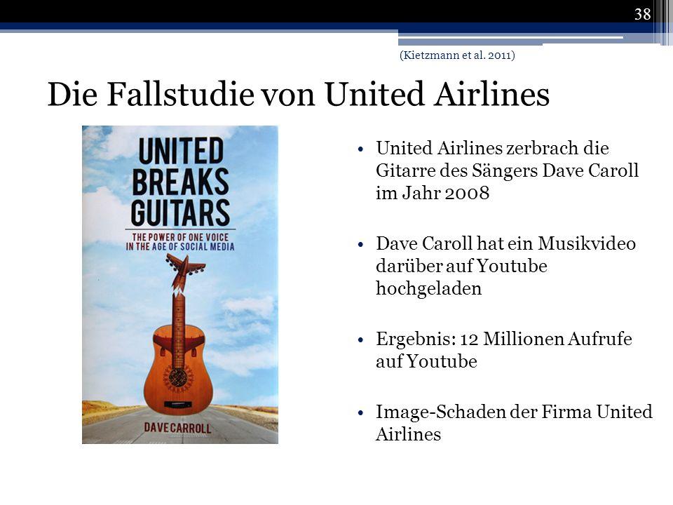 Die Fallstudie von United Airlines
