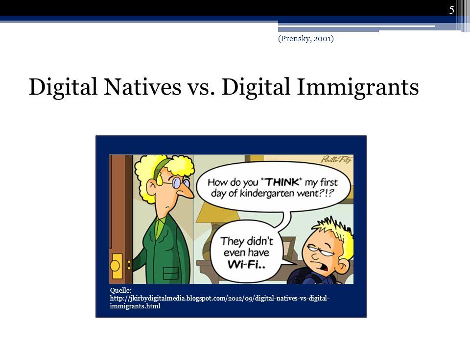 "reaction paper on prensky s ""digital natives"