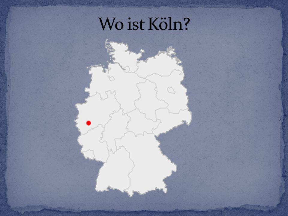 Wo ist Köln