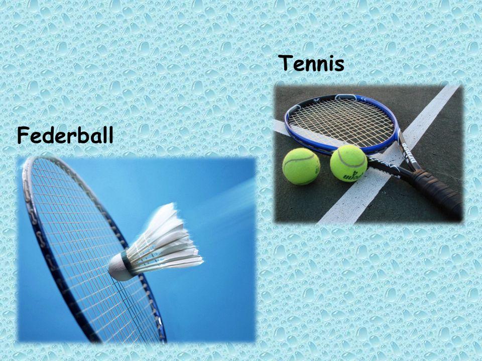Tennis Federball