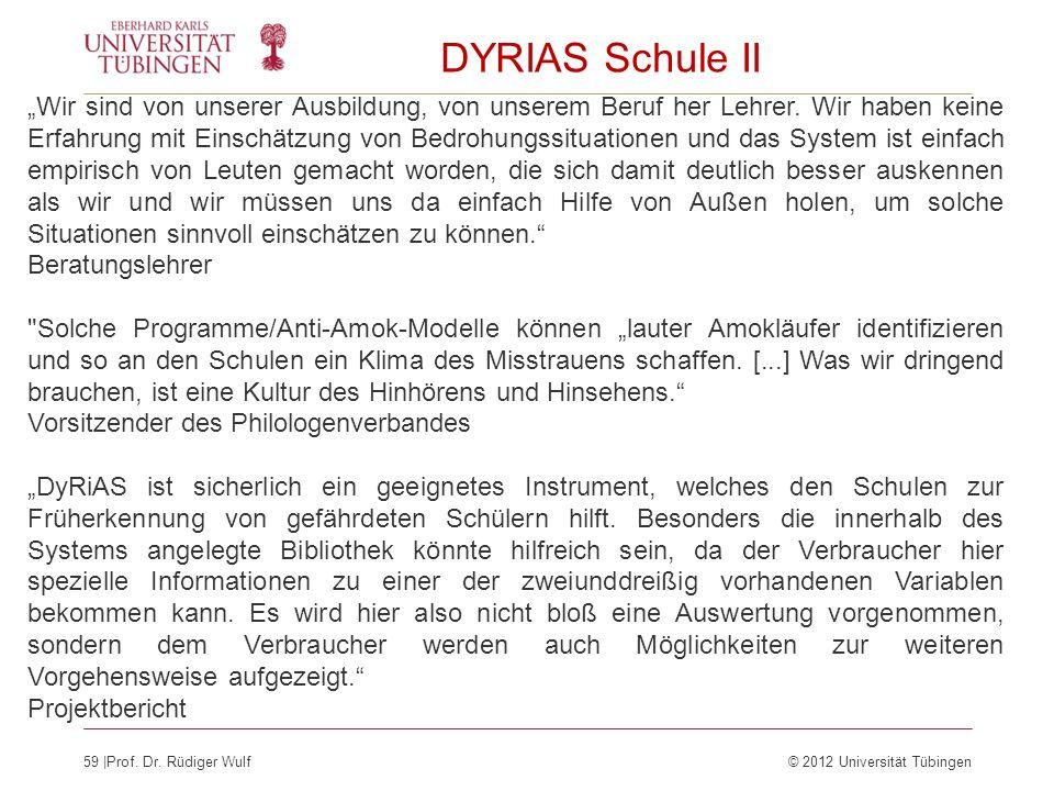 DYRIAS Schule II