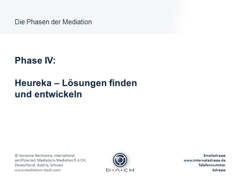 Heureka – Lösungen finden und entwickeln