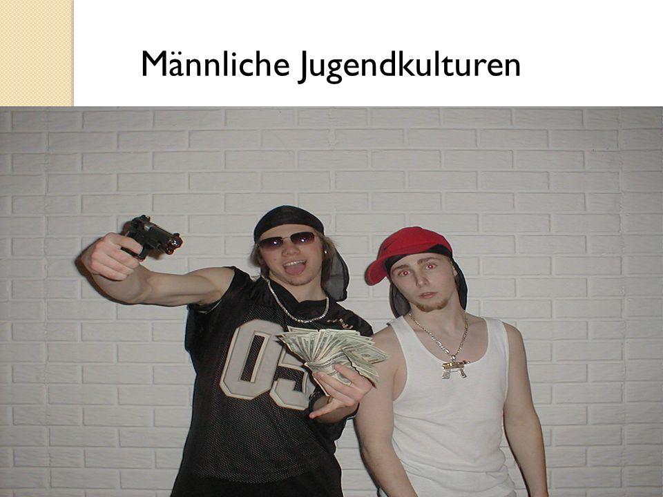 Männliche Jugendkulturen