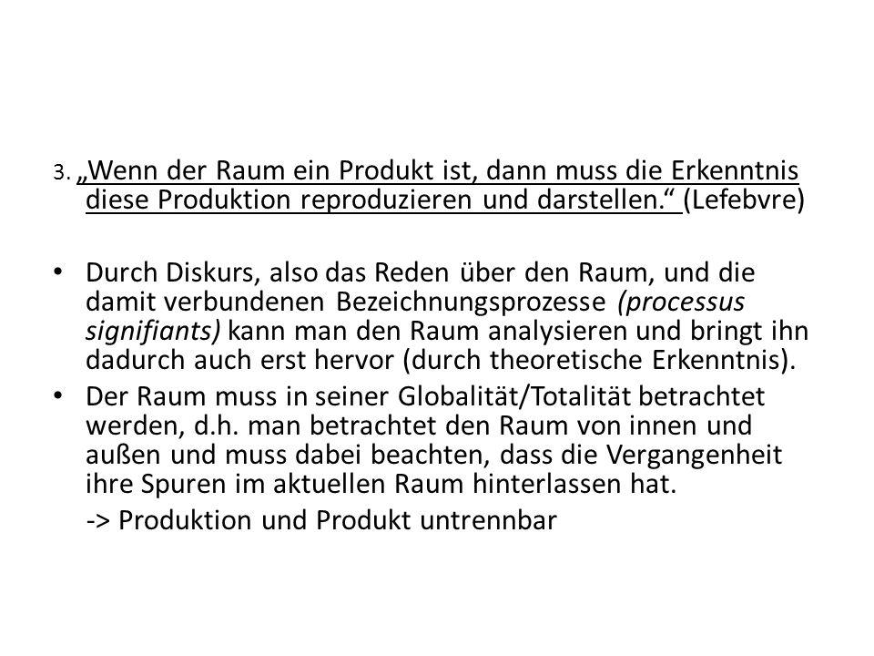 -> Produktion und Produkt untrennbar