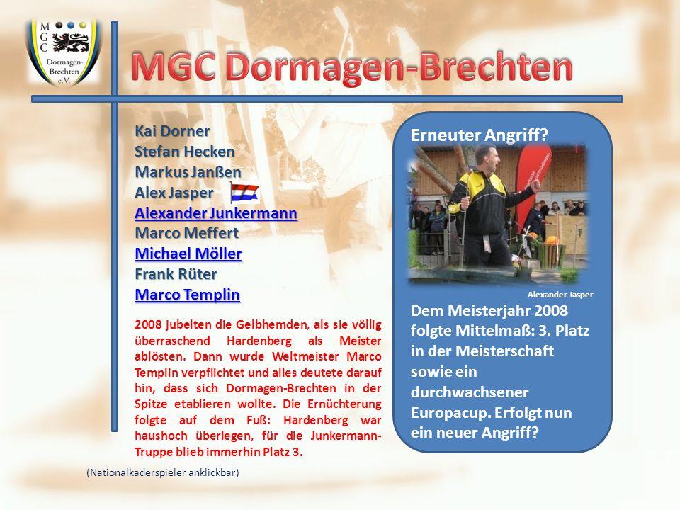 MGC Dormagen-Brechten