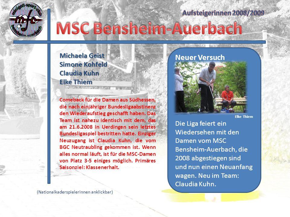 MSC Bensheim-Auerbach
