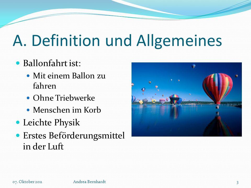 A. Definition und Allgemeines