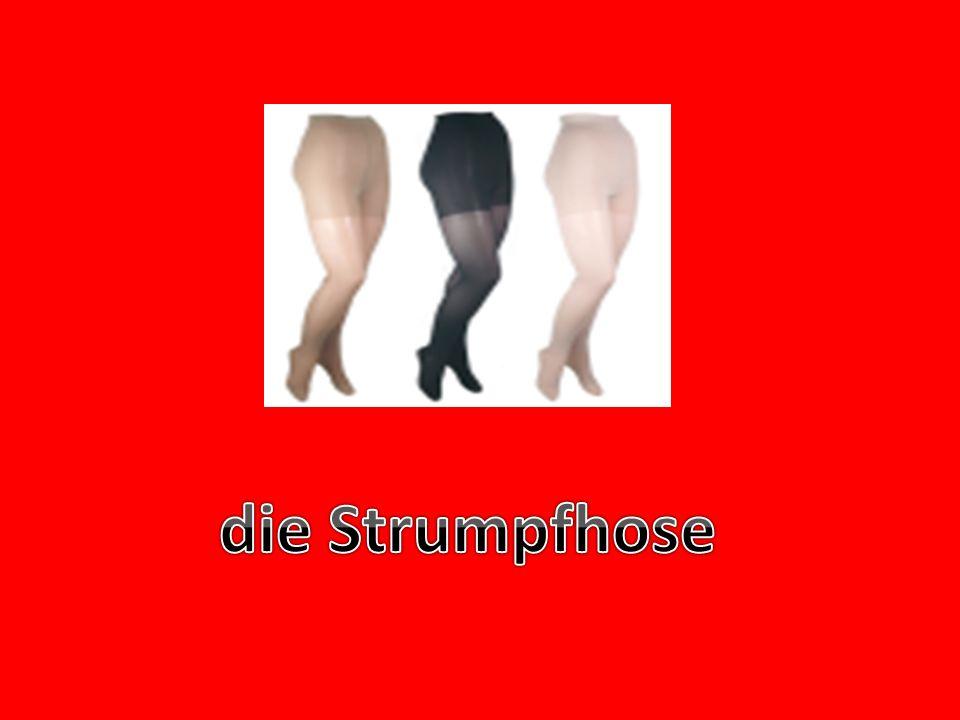 die Strumpfhose