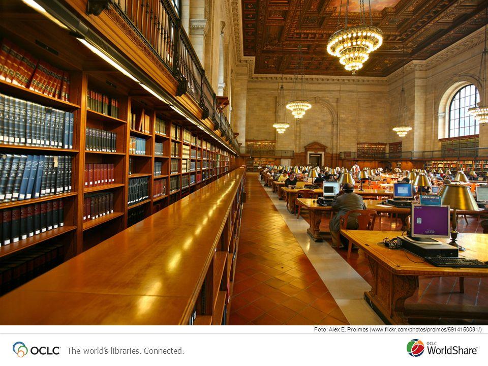 Wie bringen Sie Ihre eMedien genauso zum leuchten, wie Ihre Print-Bestände Bild: NY Public Library