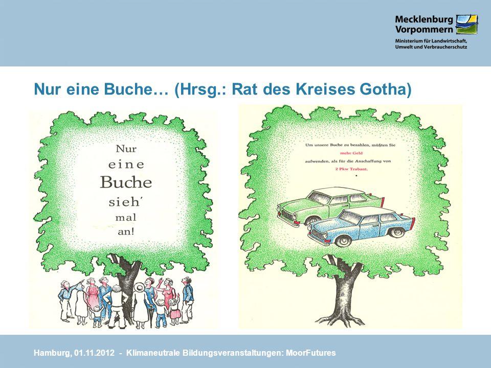 Nur eine Buche… (Hrsg.: Rat des Kreises Gotha)