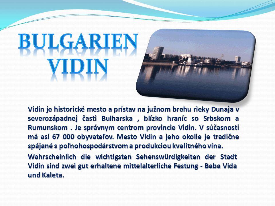 Bulgarien vidin.