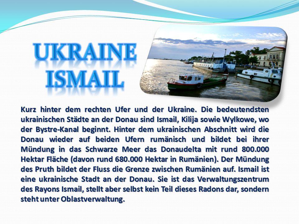 Ukraine Ismail.