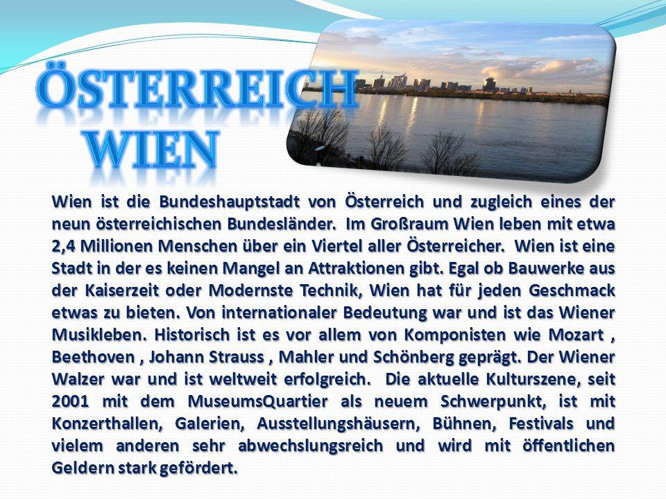 Österreich Wien.