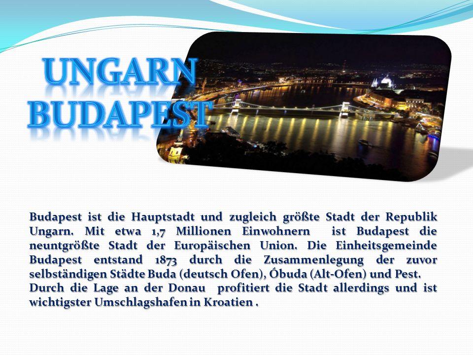 Ungarn Budapest.