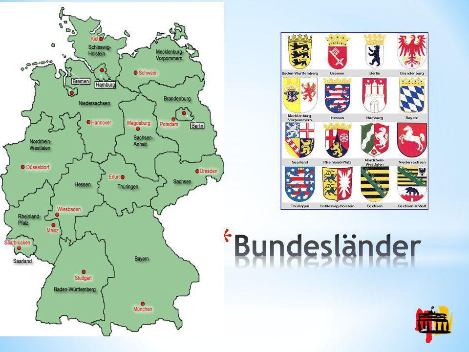 Arbeitsblatt: Welches Wappen passt zu welchem Bundesland