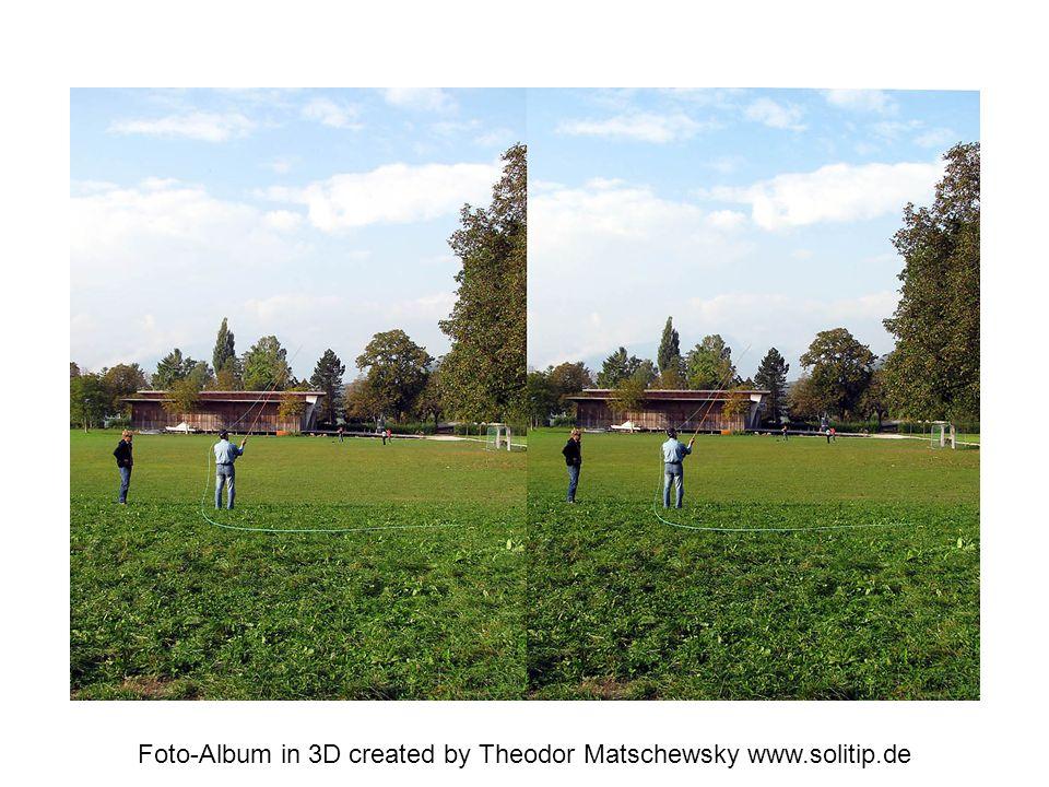 Foto-Album in 3D created by Theodor Matschewsky www.solitip.de