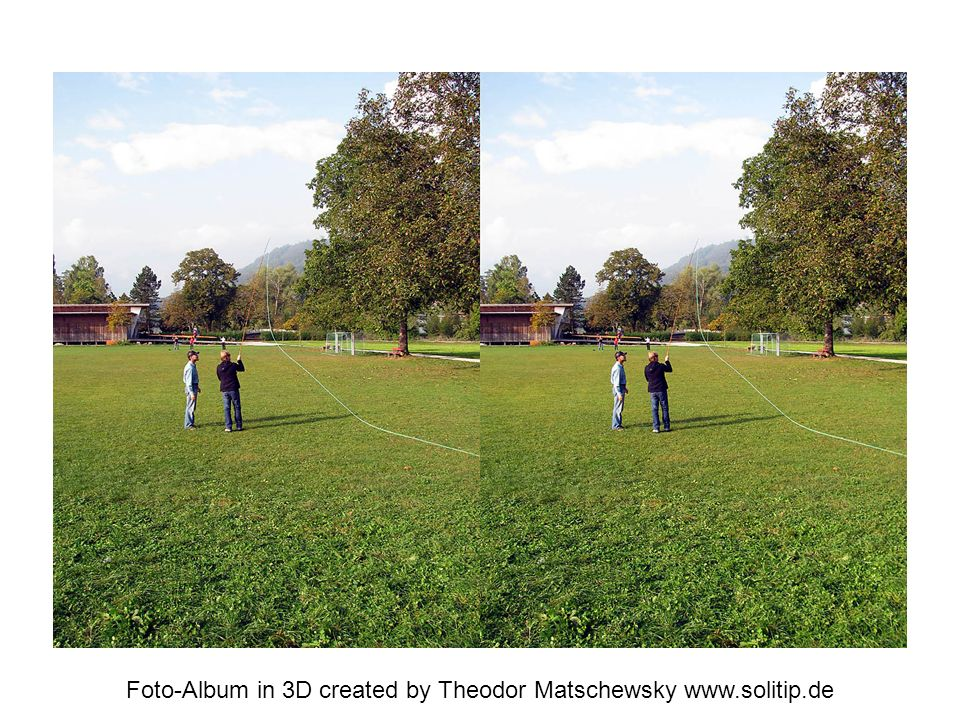 Foto-Album in 3D created by Theodor Matschewsky www.solitip.de