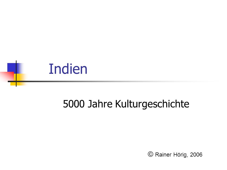 5000 Jahre Kulturgeschichte