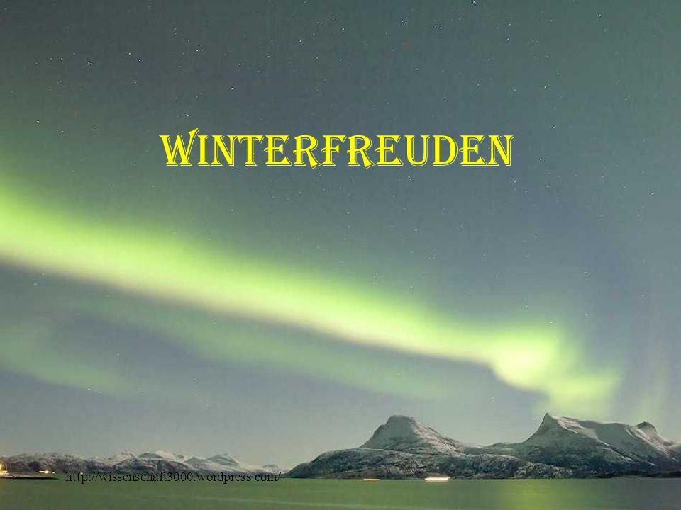 Winterfreuden http://wissenschaft3000.wordpress.com/