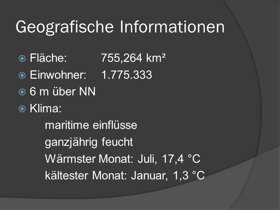 Geografische Informationen