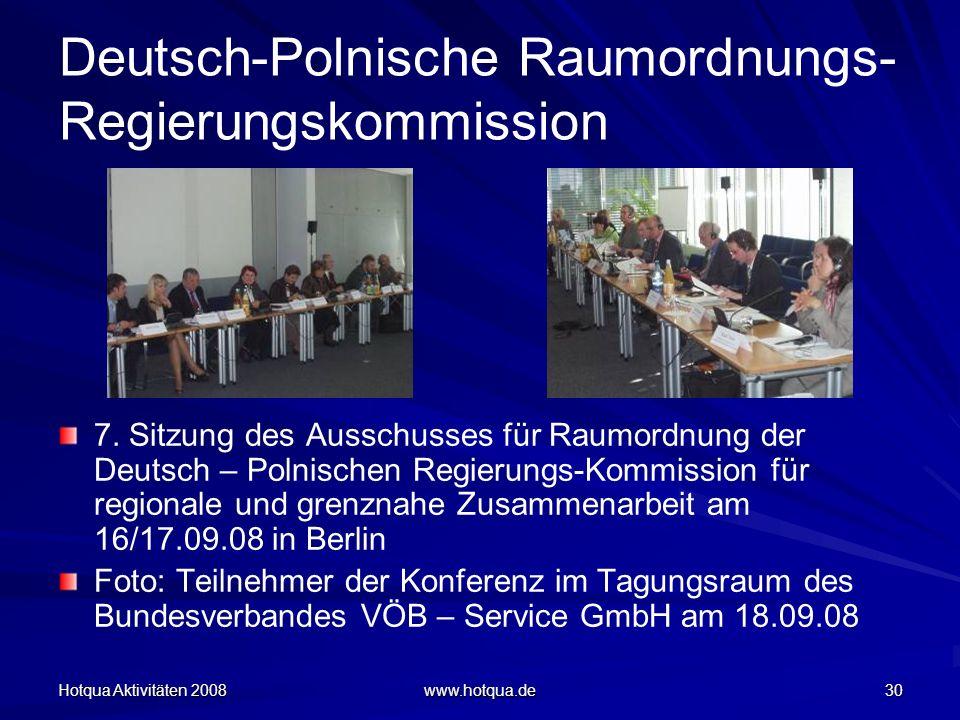 Deutsch-Polnische Raumordnungs-Regierungskommission