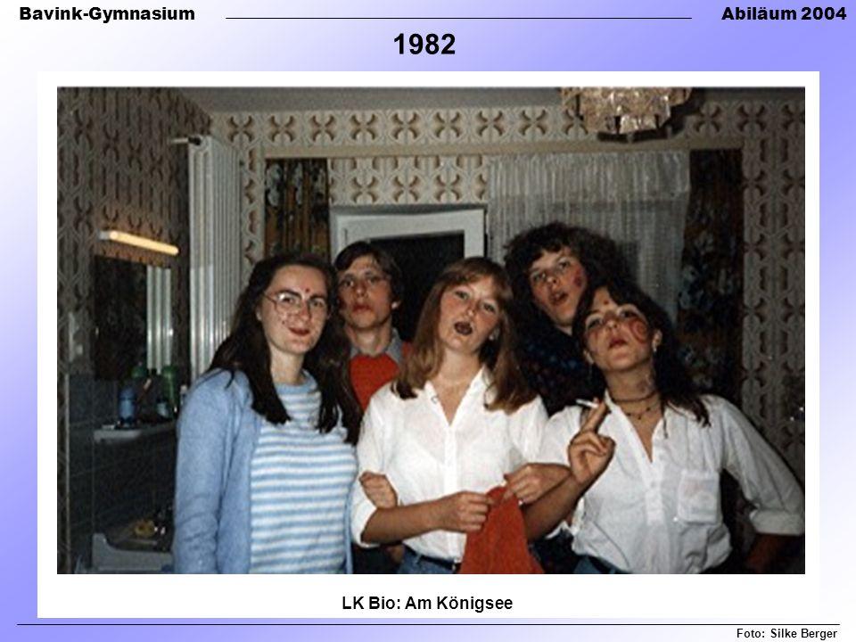 1982 LK Bio: Am Königsee Foto: Silke Berger
