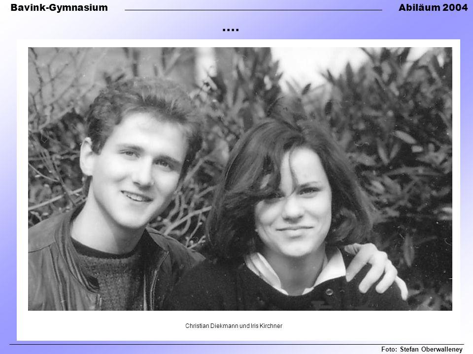 .... Christian Diekmann und Iris Kirchner Foto: Stefan Oberwalleney