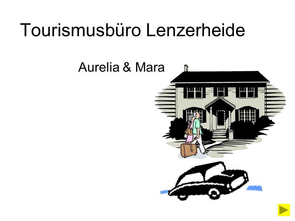 Tourismusbüro Lenzerheide