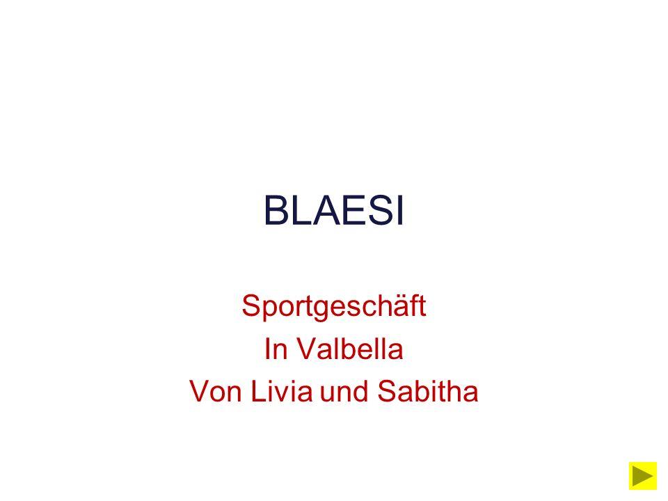 Sportgeschäft In Valbella Von Livia und Sabitha