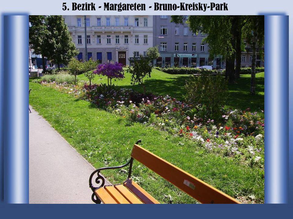 5. Bezirk - Margareten - Bruno-Kreisky-Park