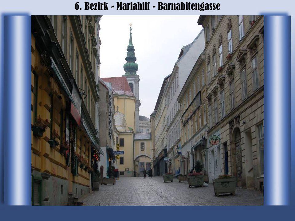 6. Bezirk - Mariahilf - Barnabitengasse