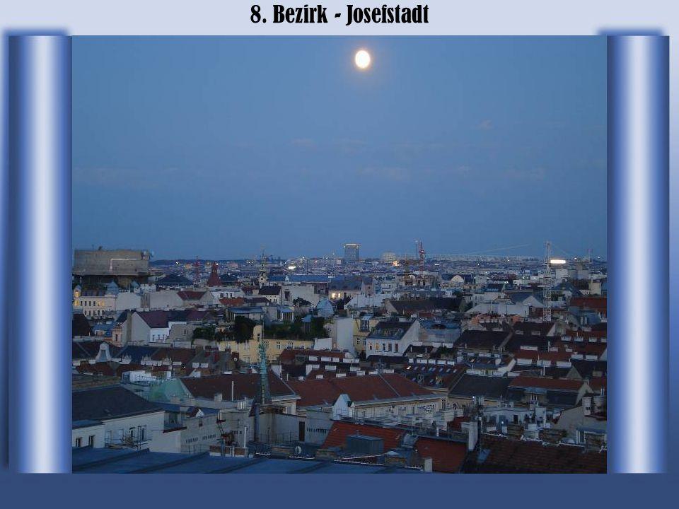 8. Bezirk - Josefstadt