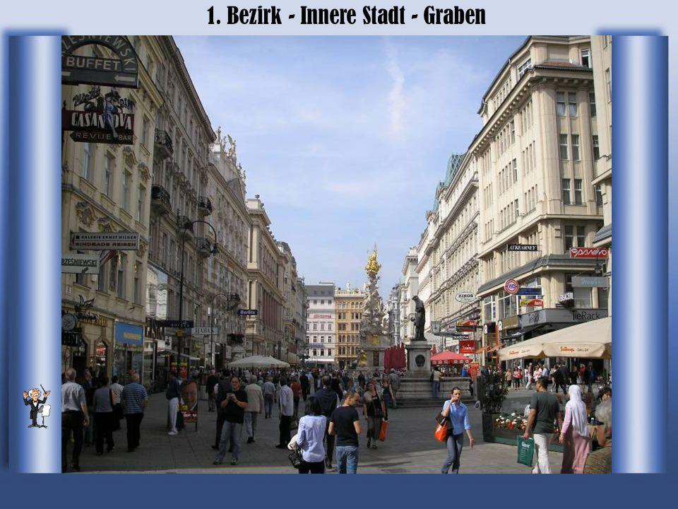 1. Bezirk - Innere Stadt - Graben