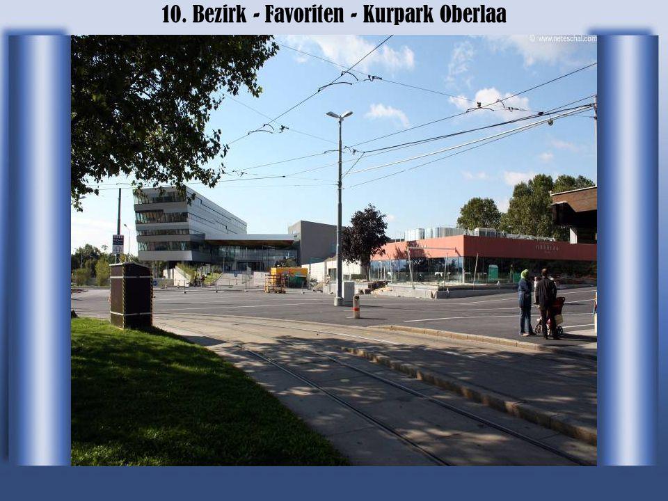 10. Bezirk - Favoriten - Kurpark Oberlaa