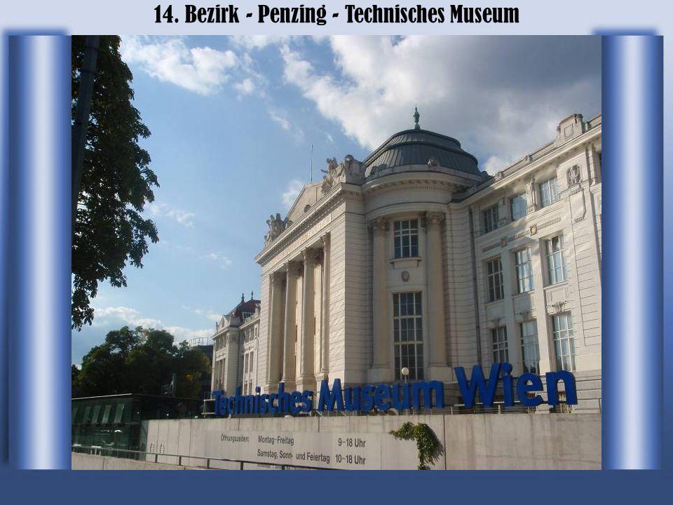 14. Bezirk - Penzing - Technisches Museum